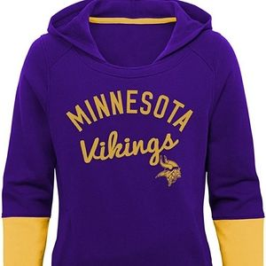 Outerstuff NFL Girl's 716 Game Day Pullover Hoodie